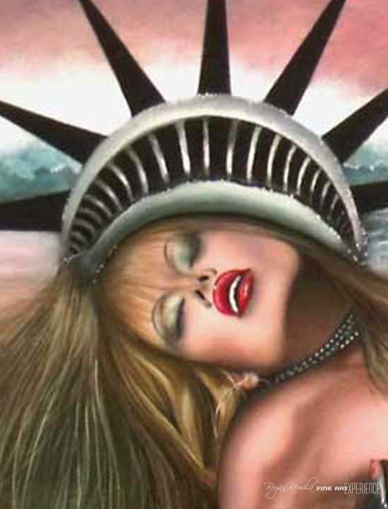 Mary Isis Moon Goddess Corruption